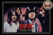 Fußmatte AC/DC Highway to Hell