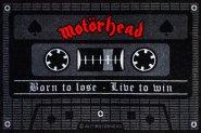 Fußmatte Motörhead Tape