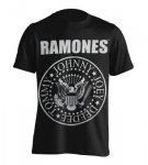 T-Shirt Ramones Hey Ho Let's go