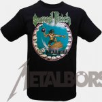 T-Shirt Sacred Reich Surf Nicaragua M