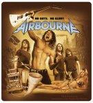 Aufkleber Airbourne No Guts, No Glory Album Cover
