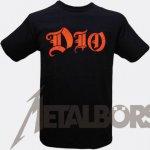 T-Shirt Dio Logo
