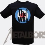 T-Shirt The Who Target Logo