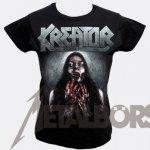 Girlie Shirt Kreator Bloodhands