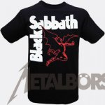 T-Shirt Black Sabbath Devil