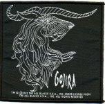 kleiner Aufnäher Gojira Horns