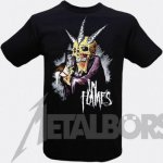 T-Shirt In Flames Time Keeper