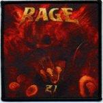 kleiner Aufnäher Rage 21