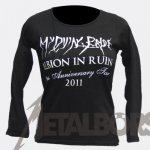 Girlie Shirt My Dying Bride Albion in Ruin ( Longsleeve )