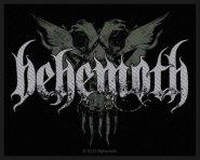 kleiner Aufnäher Behemoth Logo