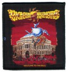 kleiner Aufnäher Vicious Rumors Welcome to the Ball