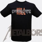 T-Shirt Cannibal Corpse Kill