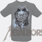T-Shirt Lamb of God Dueling Skeletons