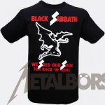 T-Shirt Black Sabbath We sold our Soul......