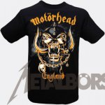 T-Shirt Motörhead Mustard Warpig M