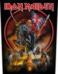 Rückenaufnäher Iron Maiden England