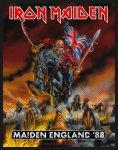 kleiner Aufnäher Iron Maiden England
