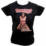 Girlie Shirt Debauchery Chainsaw Masturbation