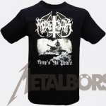 T-Shirt Marduk Here's no Peace