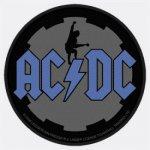 kleiner Aufnäher AC/DC Angus