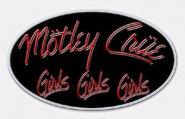 Pin Mötley Crüe Girls Girls Girls