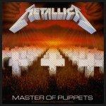 kleiner Aufnäher Metallica Master of Puppets