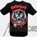T-Shirt Motörhead Lightning Wreath XL