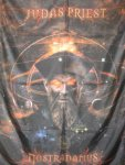 Flagge Judas Priest Nostradamus