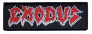 kleiner Aufnäher Exodus Logo