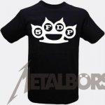 T-Shirt Five Fingers Death Punch Knuckles