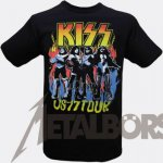 T-Shirt Kiss US Tour 77