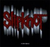Aufkleber Slipknot Outline Logo