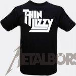 T-Shirt Thin Lizzy Classic Logo M