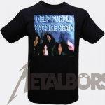 T-Shirt Deep Purple Machine Head