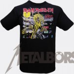 T-Shirt Iron Maiden Killers L
