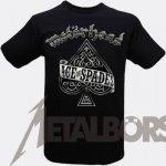 T-Shirt Motörhead Ace of Spades