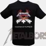 T-Shirt Metallica Master of Puppets XL