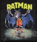 kleiner Aufnäher Risk Ratman