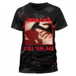 T-Shirt Metallica Kill'em all ( All over print)