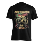 T-Shirt Black Sabbath 666