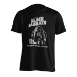 T-Shirt Black Sabbath Symptom of the Universe