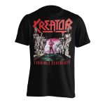 T-Shirt Kreator Terrible Certainty M