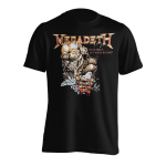 T-Shirt Megadeth Peace Sells..... Vic M