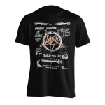 T-Shirt Slayer Hauting the Chapel Tour 84