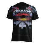 T-Shirt Metallica Master of Puppets faded