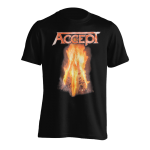 T-Shirt Accept Restless and Wild L