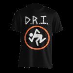 T-Shirt D.R.I. Logo