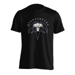 T-Shirt Queensryche Empire Skull