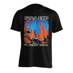 T-Shirt Uriah Heep The Magicans Birthday XL