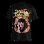 T-Shirt King Diamond Fatal Portrait